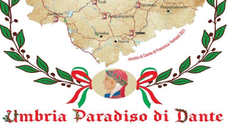 Umbria Paradiso di Dante